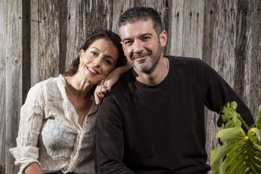 """Miranda Moreira and Philippe Moreira: """"If you'd told me 10 years ago I would be in this situation, I wouldn't have believed you."""""""