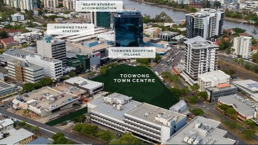 More questions have been raised about traffic impacts of the Toowong Town Centre proposal.