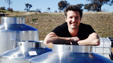 Hamish Youngfrom Mada Wines.