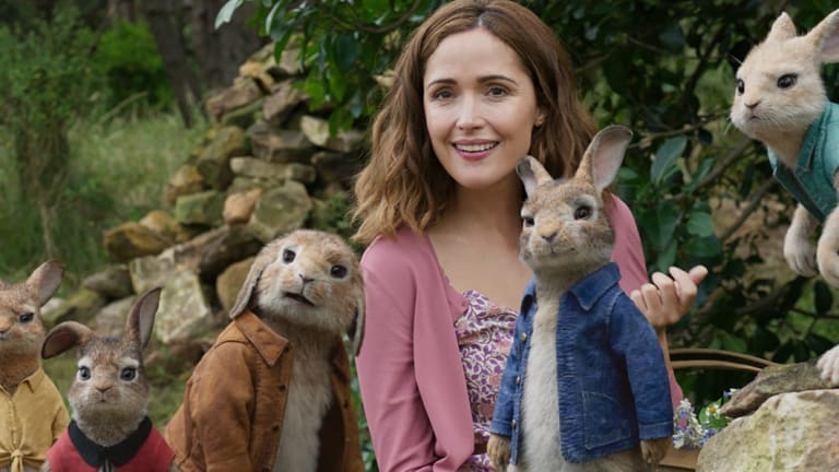 Peter Rabbit is rated PG for Australian audiences.