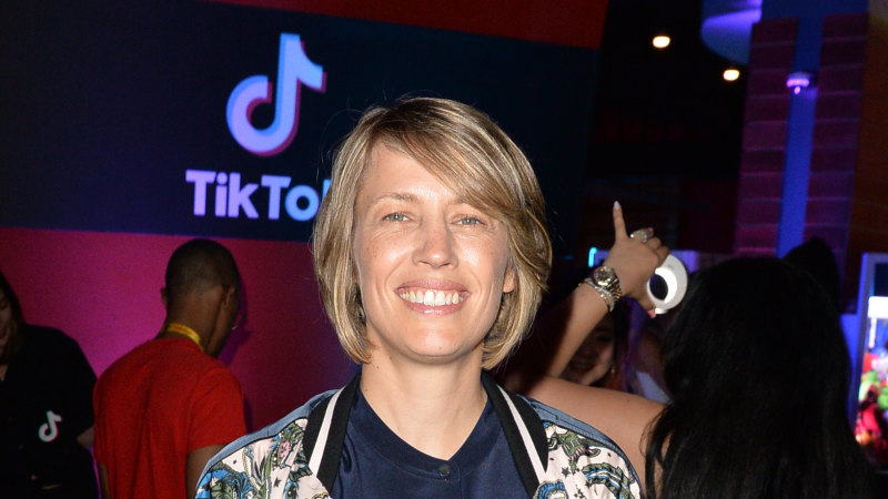 Australian Vanessa Pappas takes the top job at TikTok