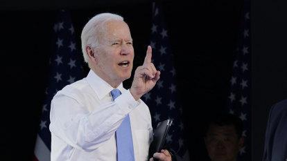 Biden's Trumpian outburst puts his Putin challenge on full display