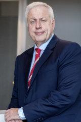 RACGP president Dr Harry Nespolon.