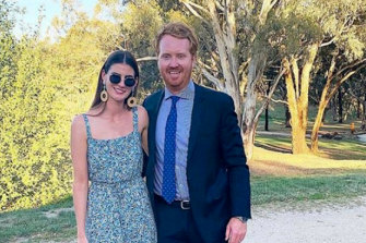Nicole and Ben McKenna are looking to move to the Southern Highlands.