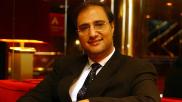 Bentley Capital's Farooq Khan.