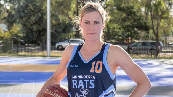 Former Capital Michelle Patt retires after Basketball ACT grand final