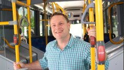 Brisbane lord mayor Adrian Schrinner said south-east Queensland would boom post-COVID.