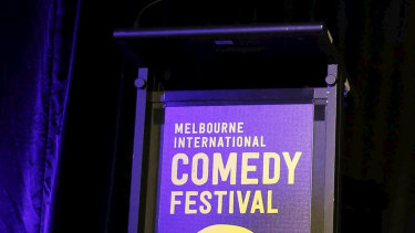 The Melbourne International Comedy Festival has been given major event status.