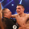 Tszyu knocks out Hogan in fifth round, eyes world-title fight