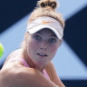 Meet Olivia Gadecki, the Aussie teen who beat world No.4 Sofia Kenin