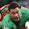 Papalii cleared to play grand final but injured Leilua in severe doubt