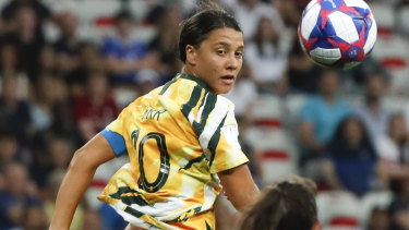 Perth Glory is confident of keeping Sam Kerr, should she choose to stay in Australia and ignore European offers.