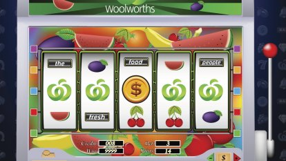 Woolworths-controlled pubs used free booze to keep punters on pokies