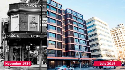 Sydney by the numbers: the changing face of our CBD