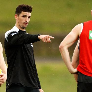 AFL star Scott Pendlebury: an AFL coach in waiting?