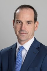 Jefferies Australia deal rainmaker and country chief executive Michael Stock.