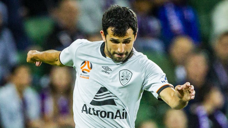 Spanish sensation: Oriol Riera has tipped his former Celta Vigo teammate Alex Lopez to take the A-League by storm.