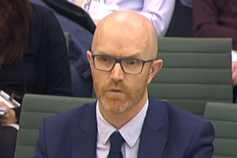 Facebook's head of public policy Simon Milner has apologised to the public for removing government, health and charity pages in its blanket news ban on Thursday.