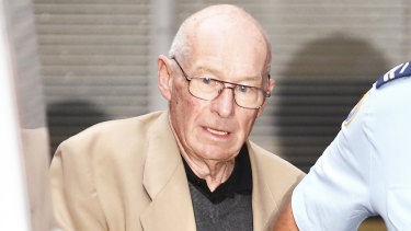 Roger Rogerson was jailed for life for the 2014 murder of Jamie Gao.