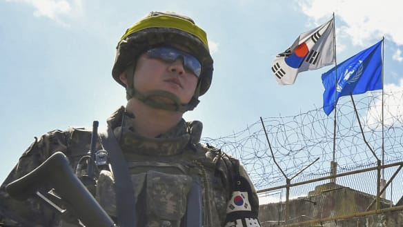 Taking the M out of the DMZ: Koreas to make border safe for tourism
