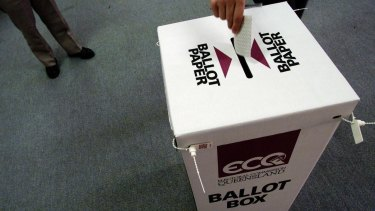 Ballots will only be counted from 6pm on October 31.