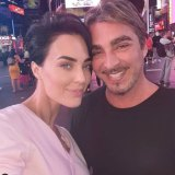 John Ibrahim and Sarah Budge are expecting a baby boy in September.