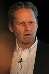 Ansell CEO Magnus Nicolin.