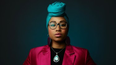 Yassmin Abdel-Magied's life was turned upside down by reaction from the right to her tweet.