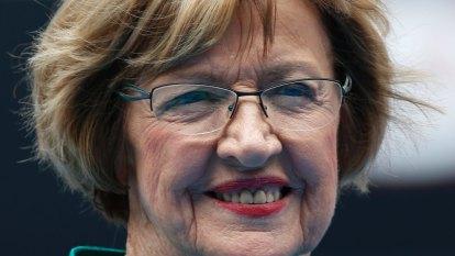 Margaret Court welcomed back to Tennis Australia 'family'