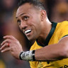Foley has fight on his hands for Wallabies No.10 jersey