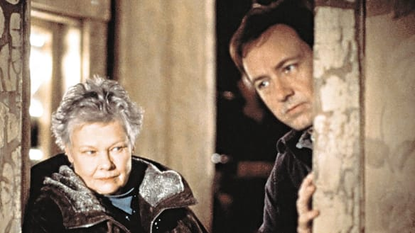 'Do you go on and on punishing a person?': Judi Dench speaks up for Kevin Spacey