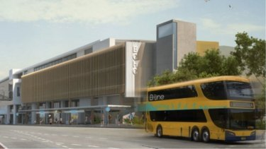 Changes to the 333 route will mirror the 'B-line' bus service on the northern beaches.