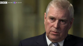Prince Andrew talks to the BBC about his links to Jeffrey Epstein.