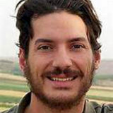 US journalist Austin Tice.