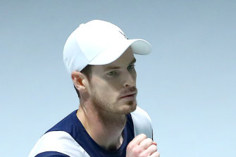 Andy Murray will make his grand slam return at the Australian Open in January.