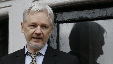 WikiLeaks founder Julian Assange in February 2016.