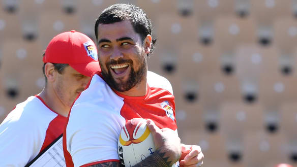 Cronulla need to find someone to tell Fifita how special he can be