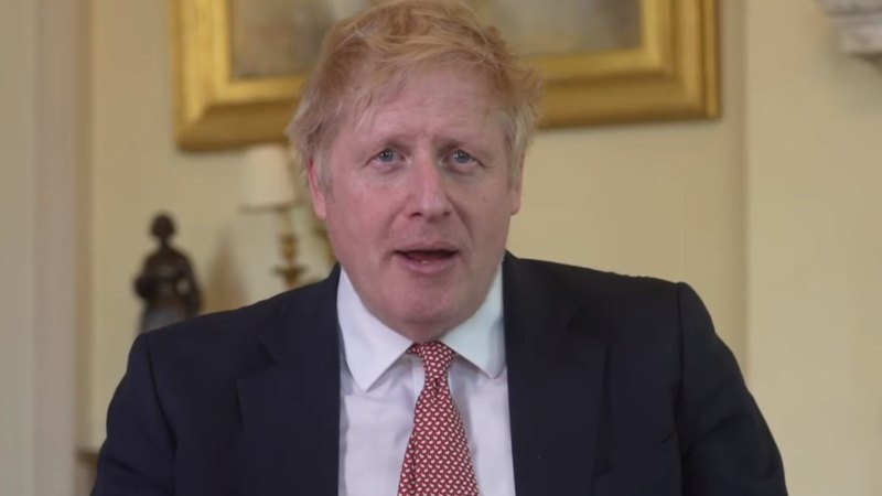 Boris Johnson reveals how close he came to dying from coronavirus – Sydney Morning Herald