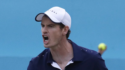 Lopez heroics help Murray to doubles final