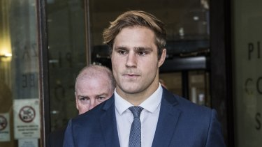 Jack de Belin was told this week that the DPP would not pursue a third trial.