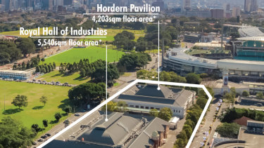 The Hordern Pavilion and Royal Hall of Industries are two of Sydney's most iconic heritage buildings.