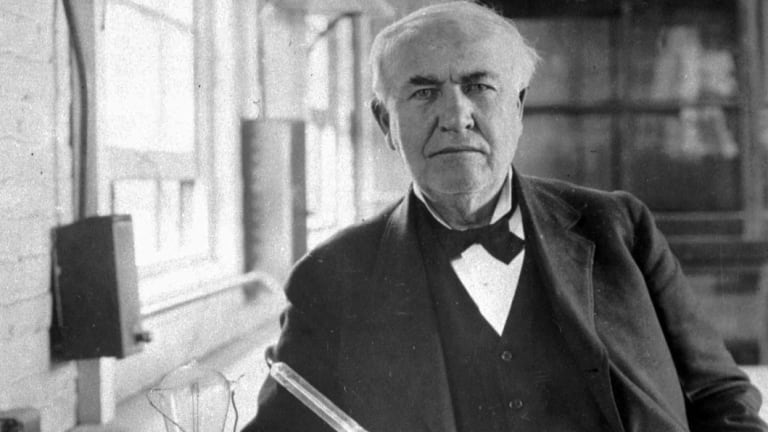FA new book studies the personalities of some of the greatest , and most controversial, innovators in history, including Thomas Edison.