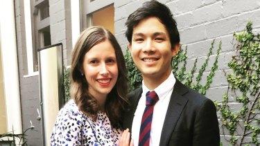 Dennis Neuen proposed to his girlfriend of three years through the December 8 Good Weekend quiz.
