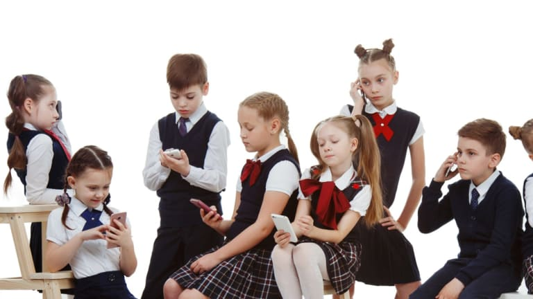 Phones could make learning more relevant to kids in 2018.