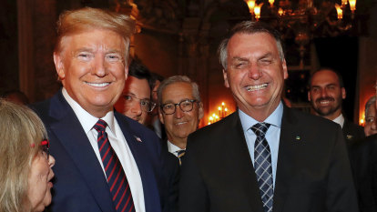 Trump defends his 'friend' after criminal charges recommended for Bolsonaro over COVID