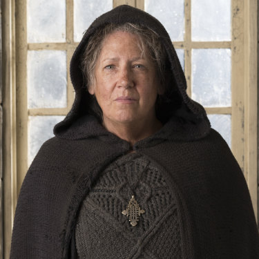 "Ann Dowd in Lambs of God: ""I'm not going to judge."""