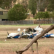 Several feared dead after two planes crash in central Victoria