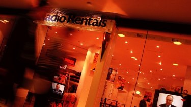 Radio Rentals stores will permanently shut due to a coronavirus-induced downturn.