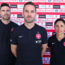 Familiar look to new coaching set-up of Wanderers' W-League team