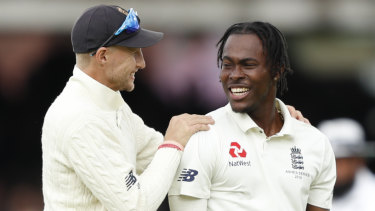 Jofra Archer is the talk of the cricket world after his series-shifting Test debut.
